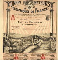 Electriques de France