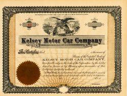 Kelsey Motor Car