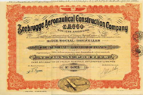 Zeebrugge Aeronautical Construction ZACCO