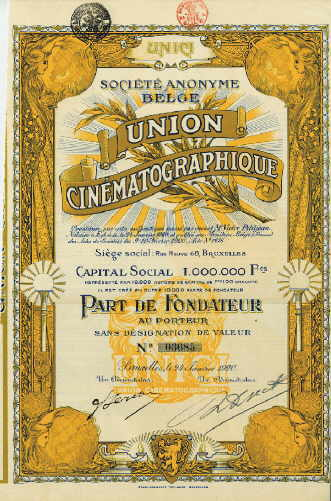 Belge Union Cinematographique