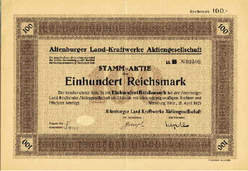 Altenburger Land-Kraftwerke