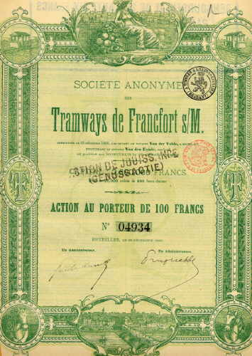 Tramways de Frankfort