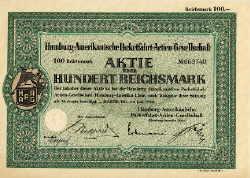 HAPAG-Aktie