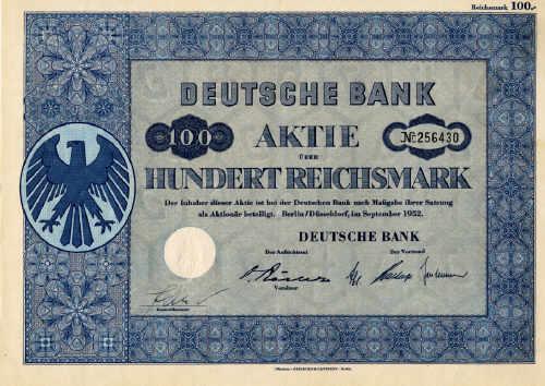 Deutsche Aktien