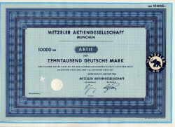 Metzeler Aktie
