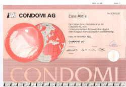 Condomi Aktie