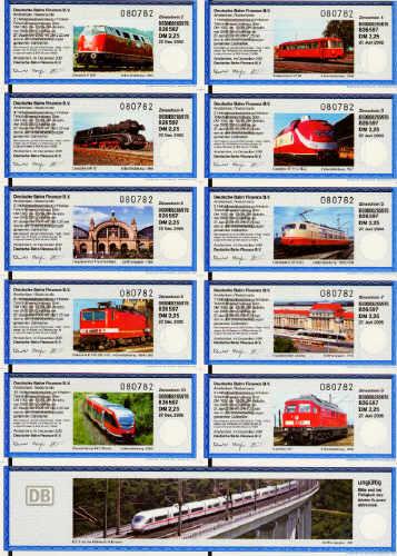 Aktien Deutsche Bahn