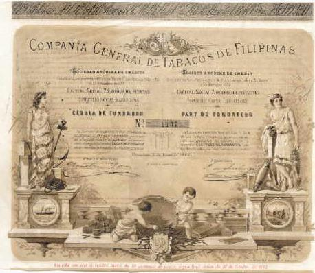 Compania General de Tabacos de Filipinas