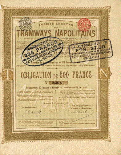 Tramways Napolitains