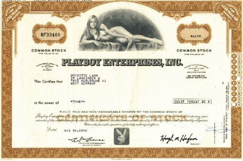 Playboy Enterprises