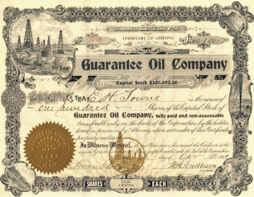 Guarantee Oil