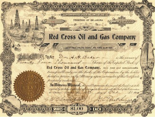 Red Cross Oil and Gas