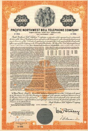 Pacific Northwest Bell Telefone