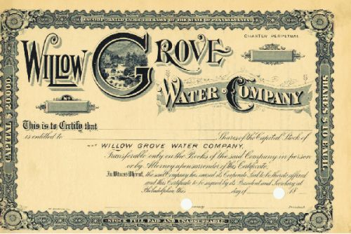 Willow Grove Water