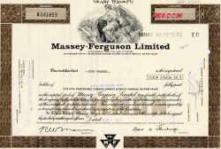 Massey-Ferguson Aktie