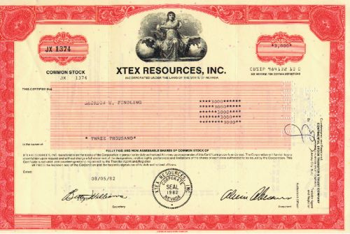 XTEX Resources