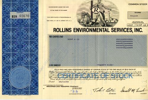 Rollins Environmental Services