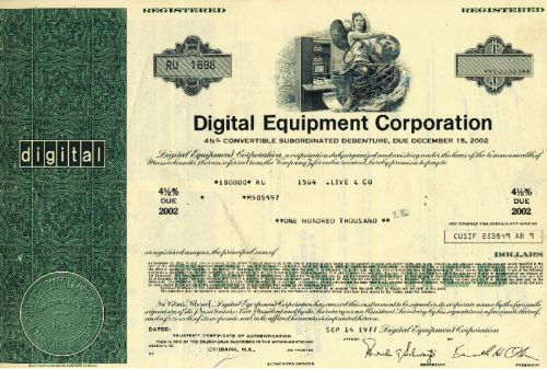 DEC Digital Equipment