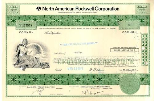 North American Rockwell