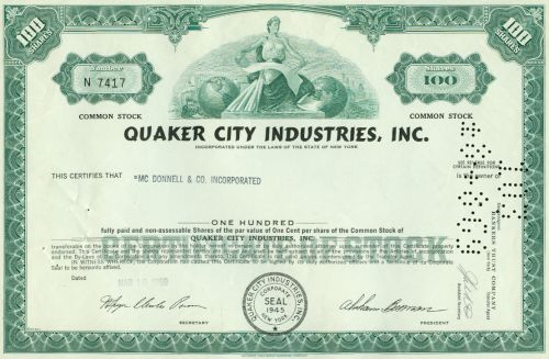 Quaker City Industries