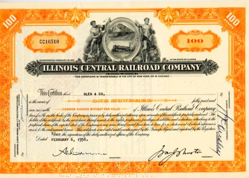 IIllinois Central Railroad
