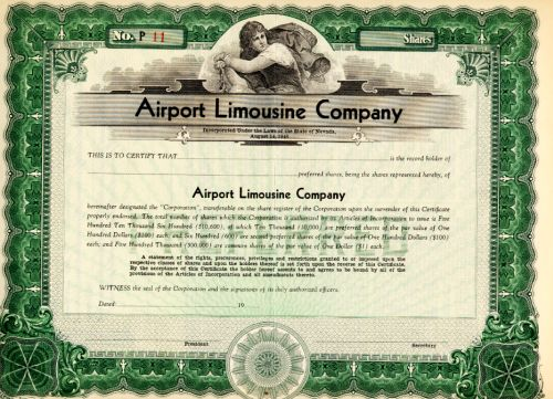 Airport Limousine Co.