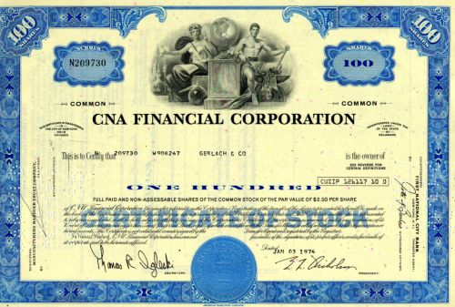 CNA Financial Corp.