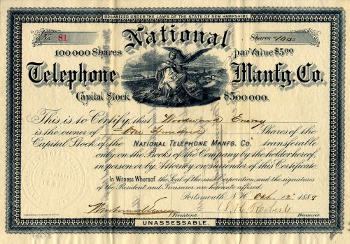 National Telephone