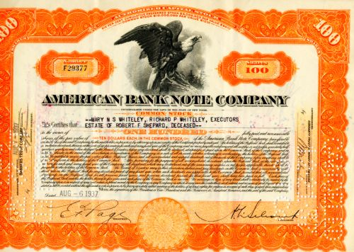 American Bank Note Co.